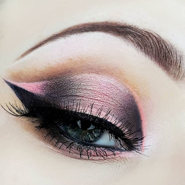 Here a look inspired by the style of _marioncameleon! I love the way she use colors to make beautifu