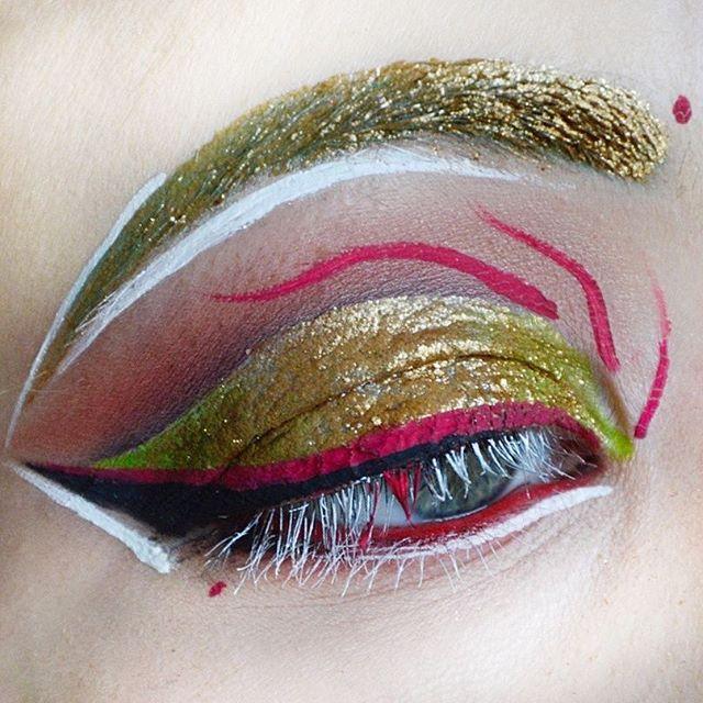 Nouveau petit look pour tout les jours 😂__#makeupartist #makeupjunkie #makeupart #makeupaddict #lov