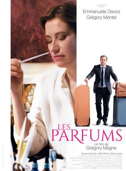 les parfums affiche