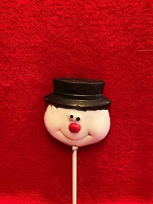 Frosty Lollipop