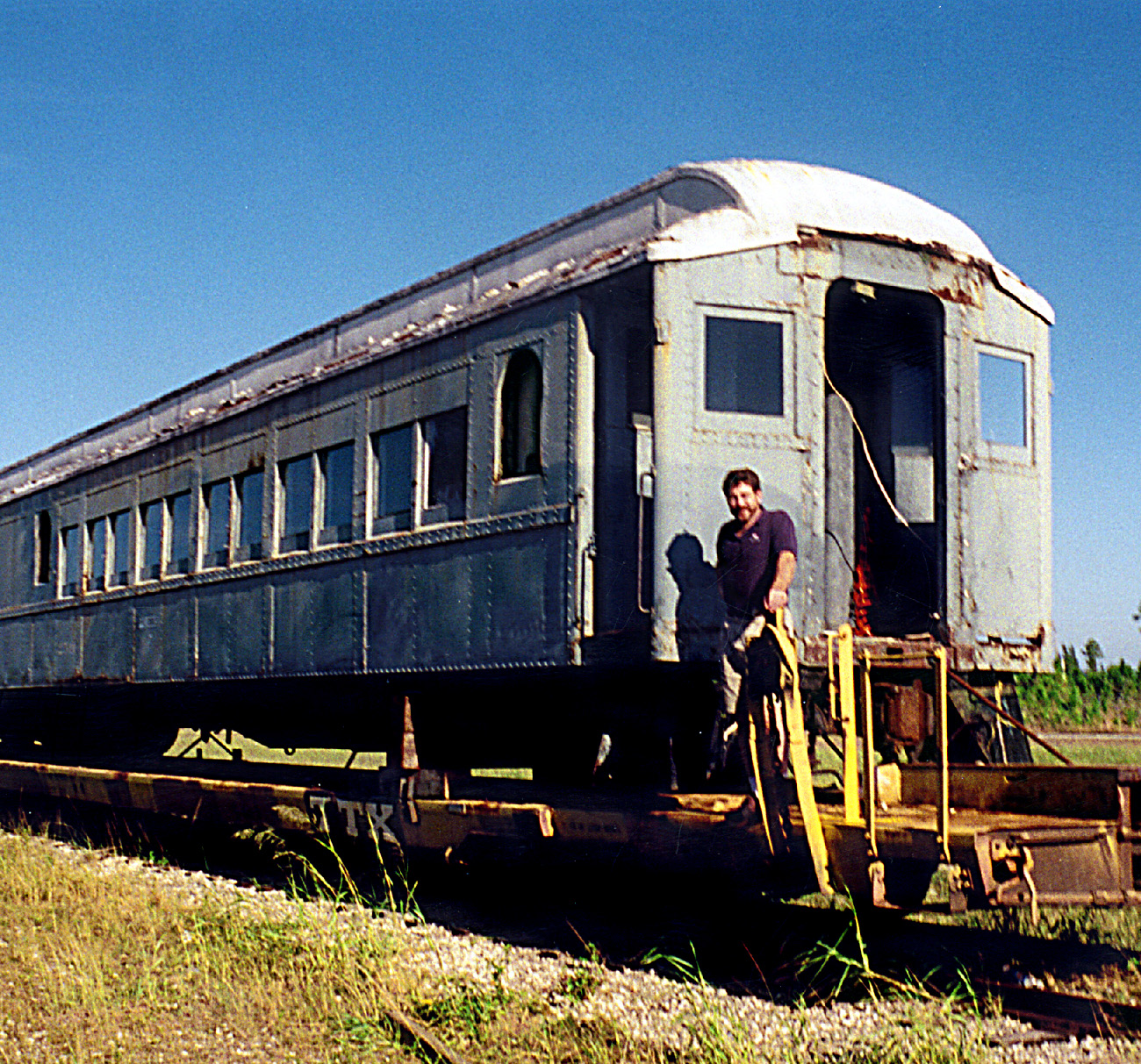 Jim Crow Passenger Car