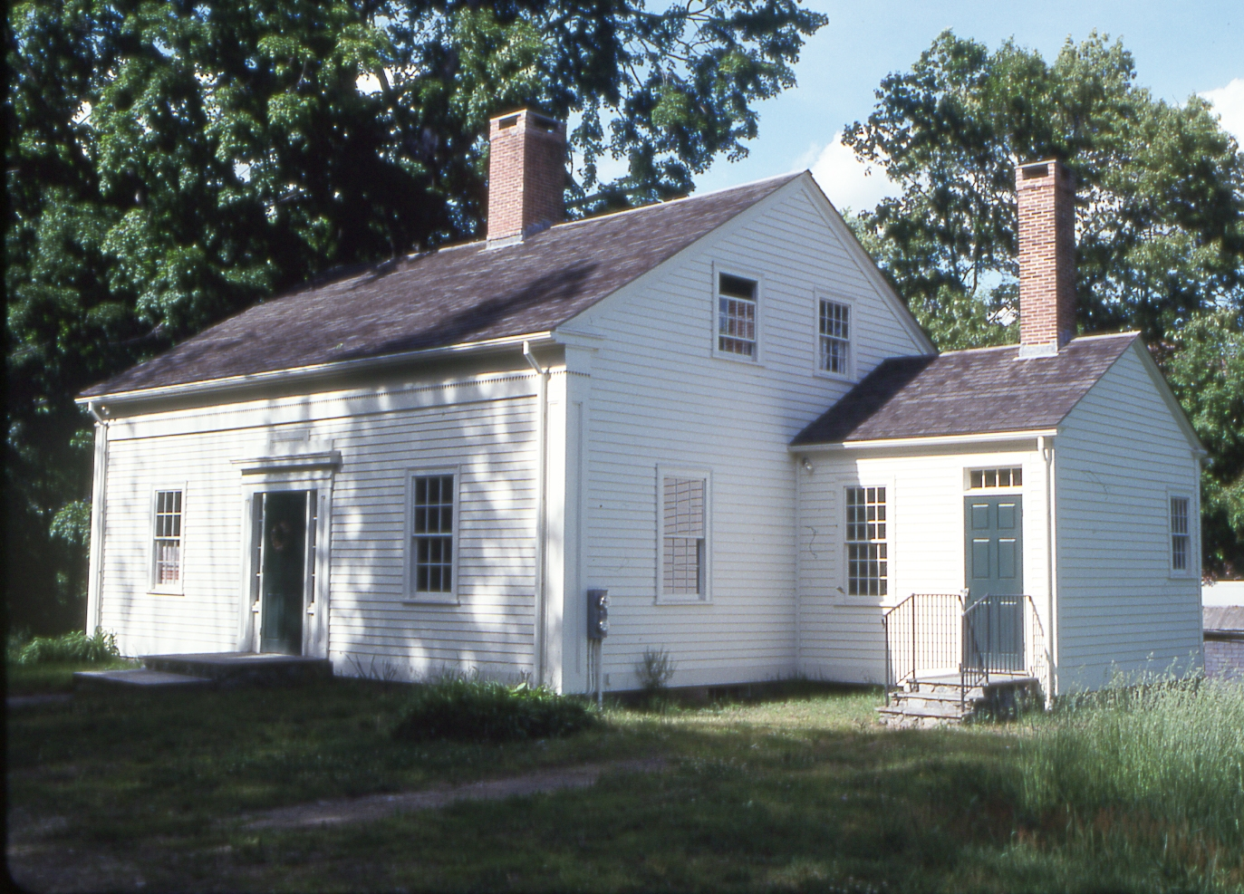 Wilbur Kelly House