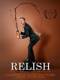 RELISH NEW ARTWORK
