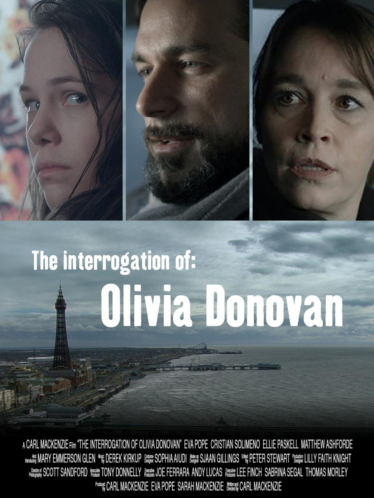 THE INTERROGATION OF OLIVIA DONOVAN 1200