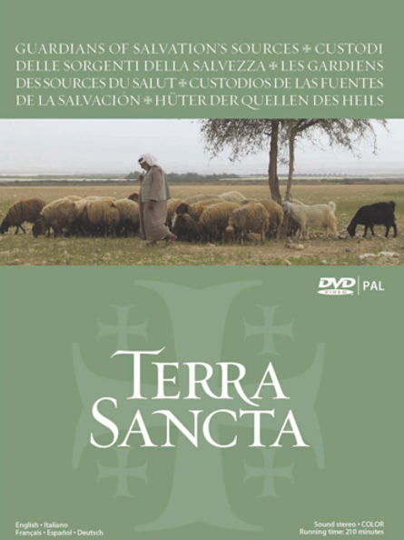 DVD de Tierra Santa