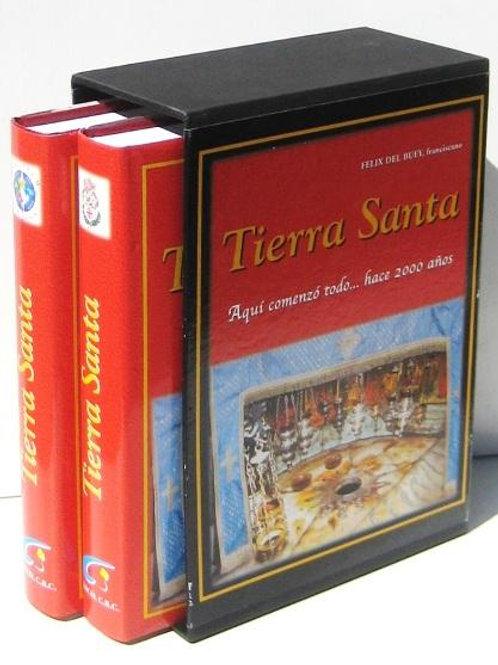 Tierra Santa (Volumen I y II) de fray Félix del Buey