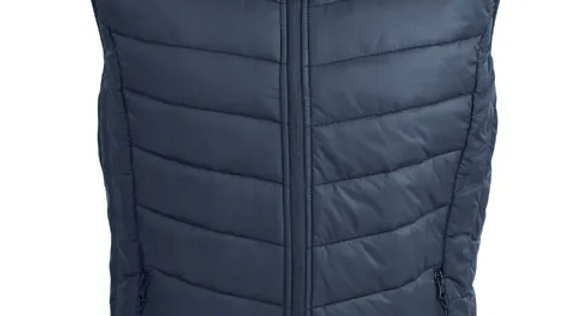 Men's Snowy Puffer Vest