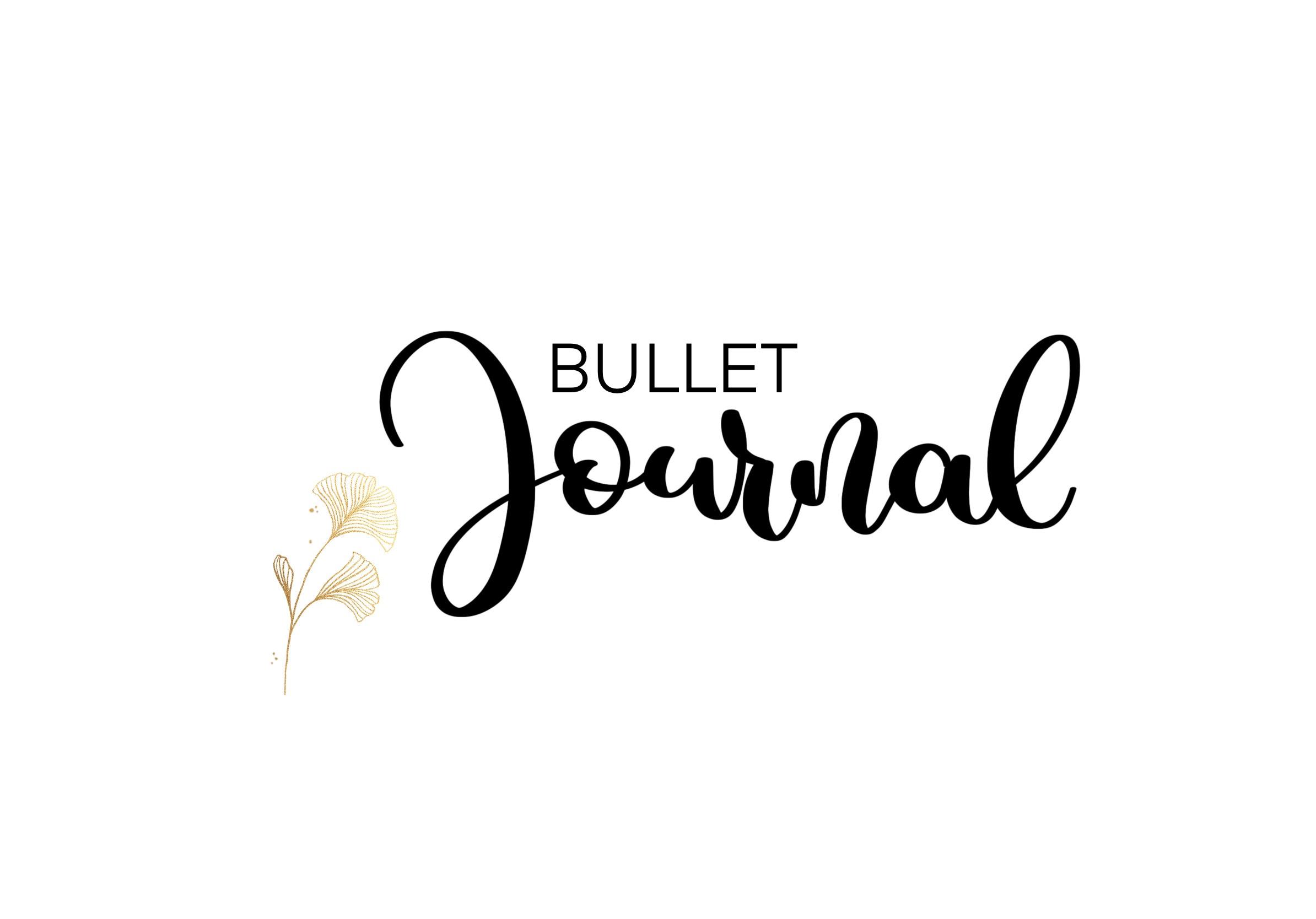 Bullet Journal (Anfänger)