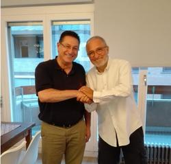 Xavier Sarda & Josep Soler Vinardell