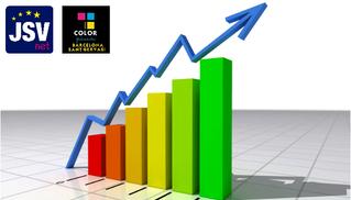 JSVnet & Color Plus Sant Gervasi mejoran sus previsiones anuales 2015