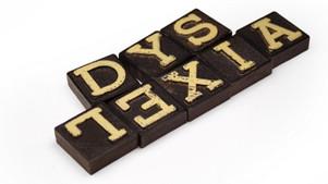 La dislexia más evidente en inglés que en castellano
