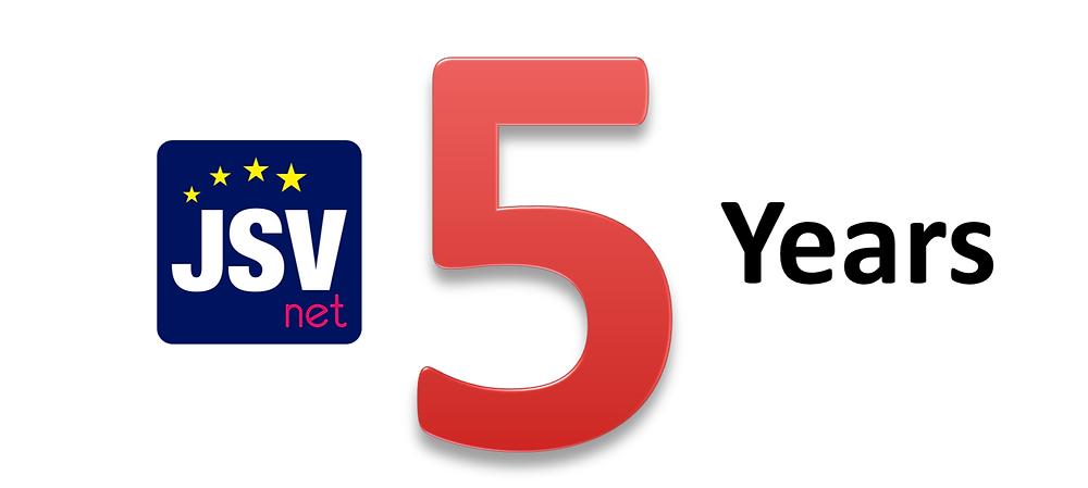 JSVnet 5º Aniversario