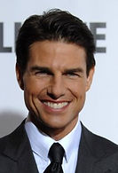 Tom Cruise - Actor con dislexia