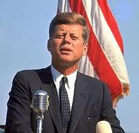 JF Kennedy - Presidente EEUU