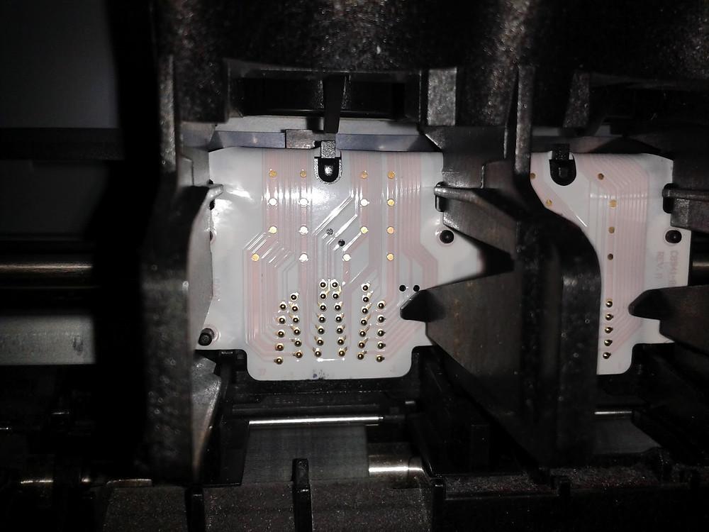 Conectores Impresora HP y CANON
