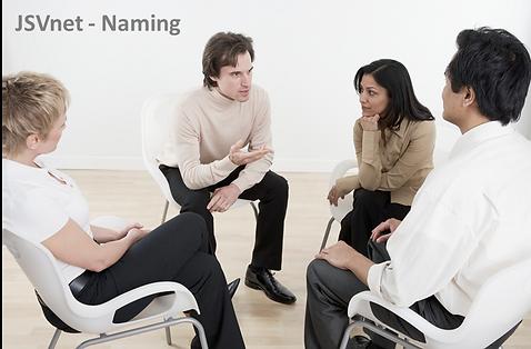 JSVnet - Naming (Nombre empresa)