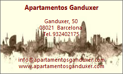 Apart. Ganduxer