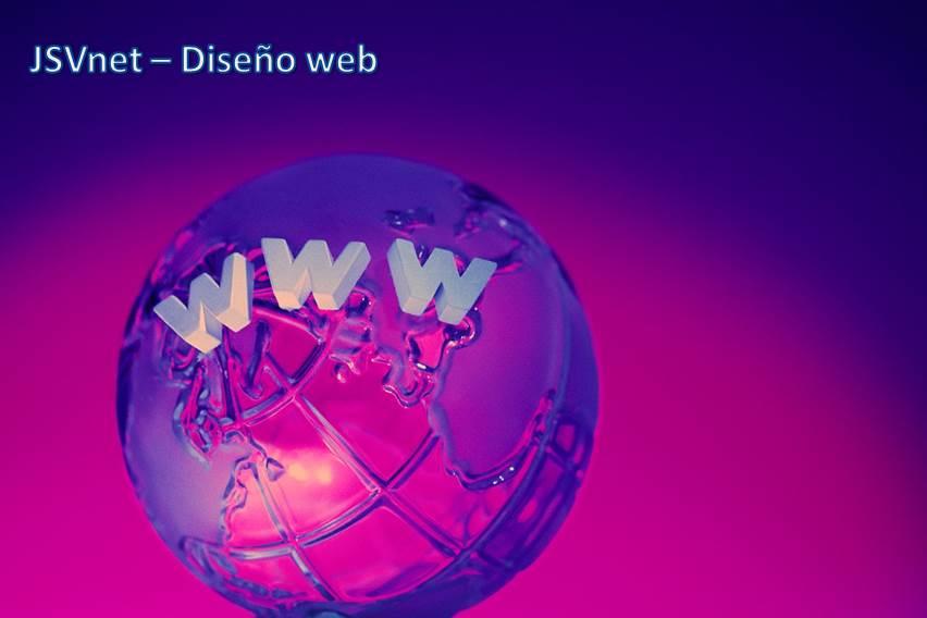 JSVnet - Diseño Web