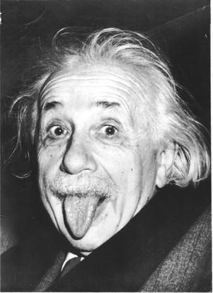 Albert Einstein tenía dislexia y dijo...