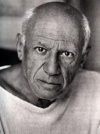 Pablo Picasso - Artísta con Dislexia