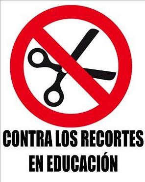 SUMDIS en contra de los recortes en educación