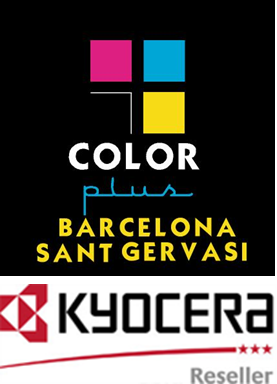 KYOCERA firma un acuerdo con Color Plus