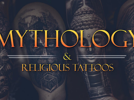 8 Unique Mythological Tattoo Ideas For You