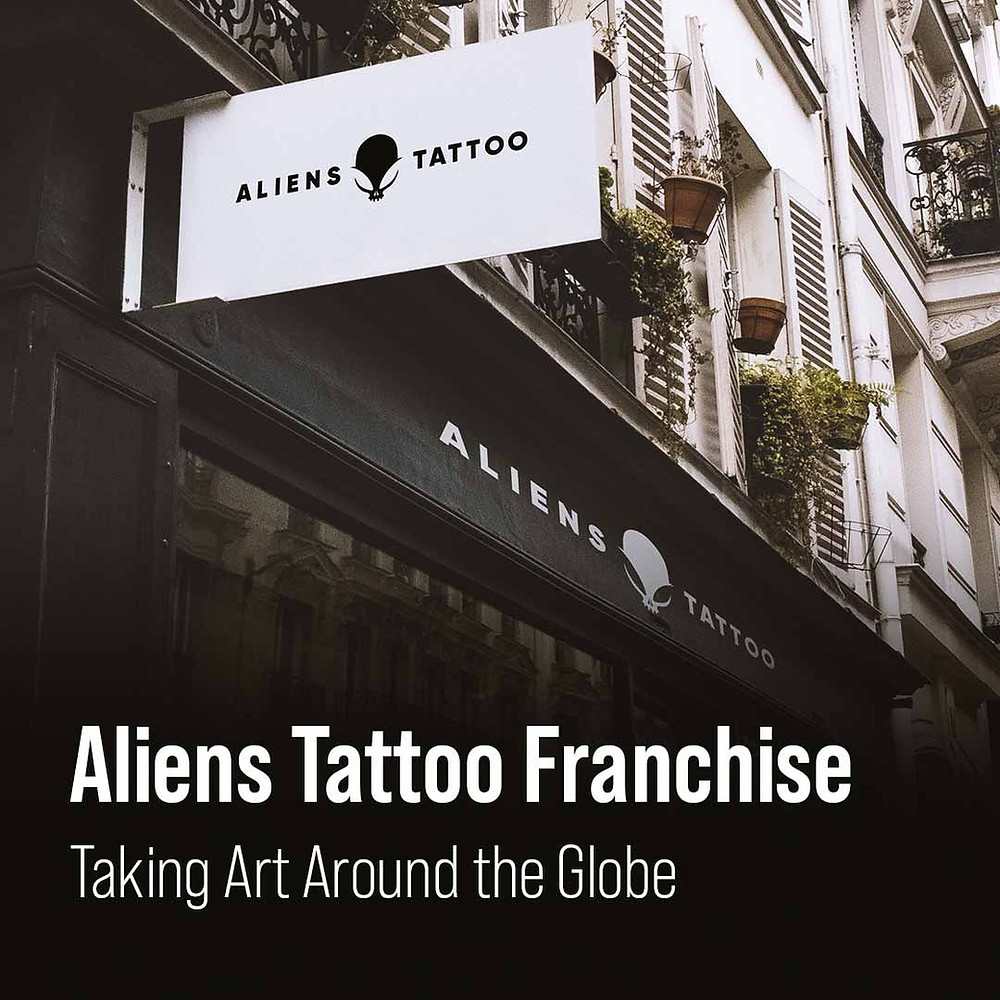 Aliens Tattoo Franchise