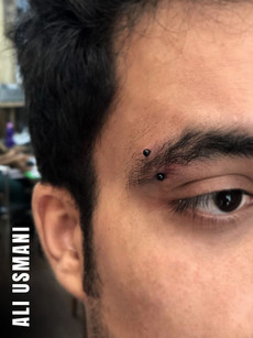 ALI-eyebrow-piercing-insta-story