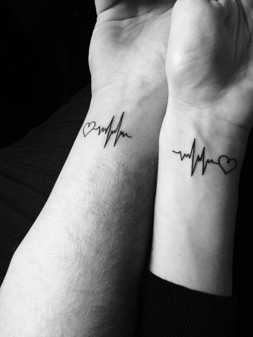 Couple Tattoo Aliens Tattoo India_