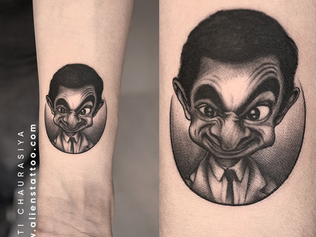 4 Miniature Portrait Tattoo Inspirations For You!