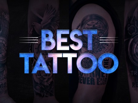 Best Tattoo Ideas for ending 2019 on the perfect note.