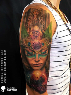 colour-sleeve-tattoo-spirutal-tattoo-ins