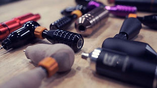 All About Tattoo Machines