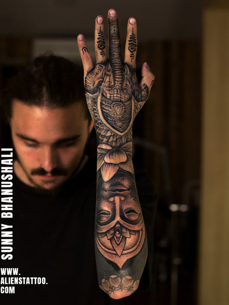 buddha-tattoo-lord-ganesha-tattoo-insta.