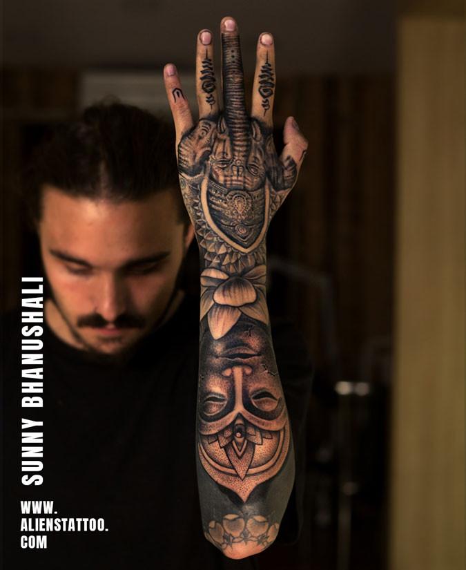buddha-tattoo-lord-ganesha-tattoo-insta.