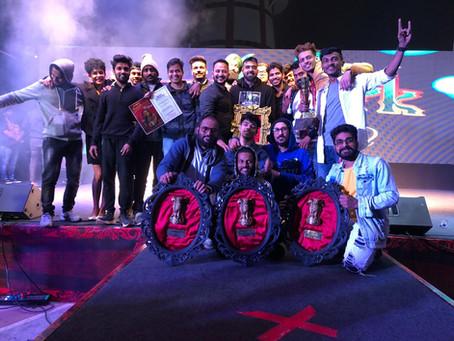 AWARD-WINNING STUDENTS OF ALIENS TATTOO SCHOOL AT INDIA'S BIGGEST TATTOO FESTIVAL