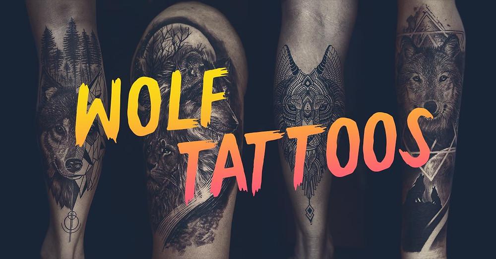 Wolf Tattoos - Aliens Tattoo - 2019