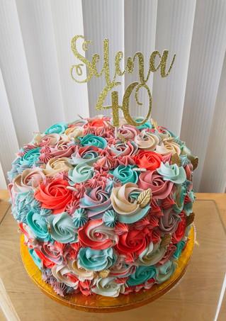 Custom Name - Cake Topper
