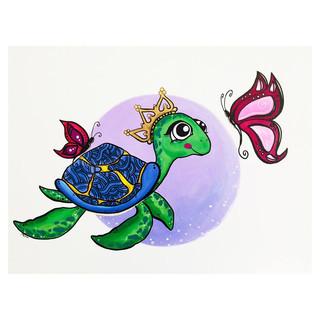 Seaweed Turtle