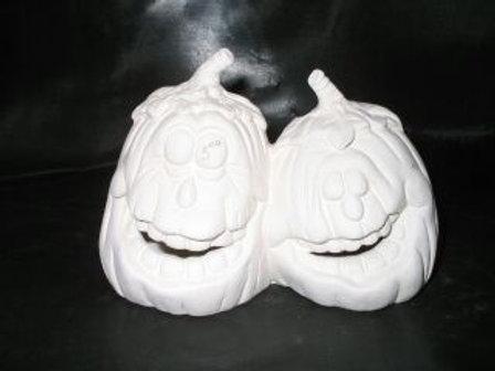 Goofy Pumpkin Heads