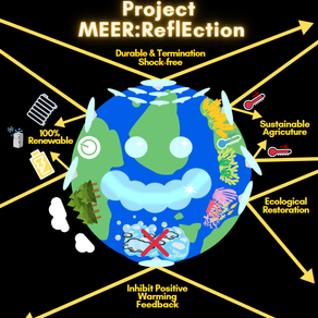 Listen to the presentation on the MEER project (facing the climate reality with actual solutions)