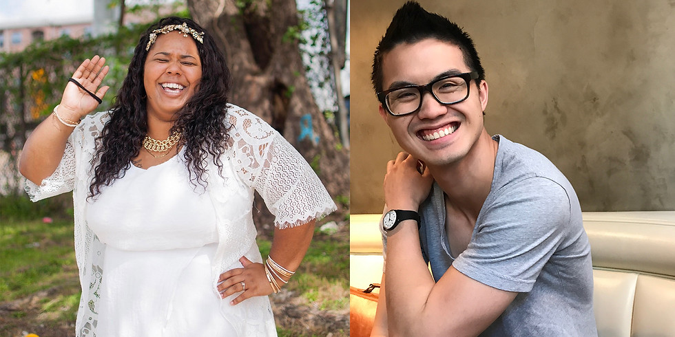 No Surprises, a WORKSHOP w/Joshua Nguyen & Monica Davidson