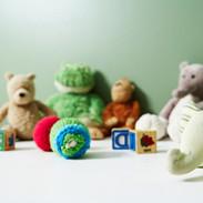 Les jouets d'enfants