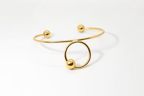 Fall Bracelet Gold
