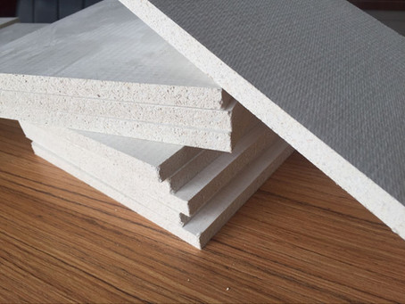 An Excellent Alternative to Promat 50 Cement Bound Matrix Fire Board -- MagMatrix Sulfate MgO Fire B