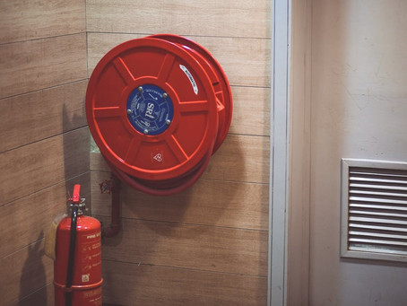 The Difference Between Active And Passive Fire Protection