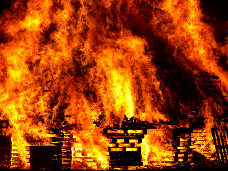 How to Fire Proof Your Home—Structure Matters The Most!