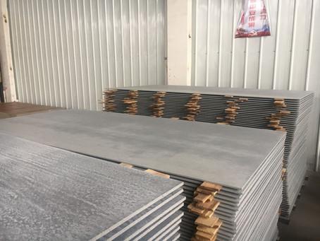 Magnesia Cement Fire Board