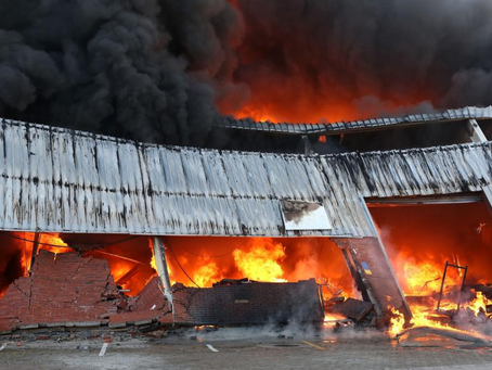Fire Prevention That Works: 3 Warehouse Fire Safety Tips